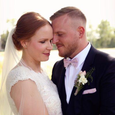 Lena & Timo kirchliche Hochzeit